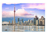 Toronto Skyline Center Island Prints