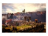 View ofVeliko Tarnovo Bulgaria Prints