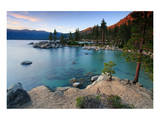 Sand Harbor, Lake Tahoe Posters