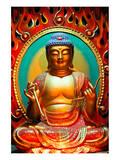 Buddha Statue Prints
