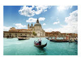 Grand Canal & Basilica Venice Posters