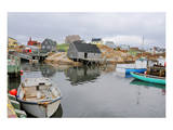 Peggy's Cove - Fishing Village Prints