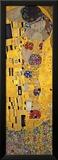 Le Baiser, vers 1907, détail Affiches par Gustav Klimt