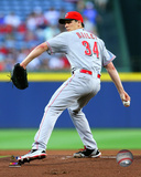 Homer Bailey 2014 Action Photo