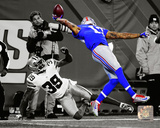 Odell Beckham 2014 Spotlight Action Photo