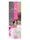 Pink Granadine Cosmo Print by Miranda York