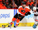 Claude Giroux 2014-15 Action Photo