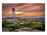 Peggy's Cove St. Margarets Bay Posters