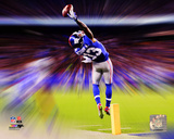 Odell Beckham Motion Blast Photo