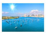 San Diego Skyline & Waterfront Posters