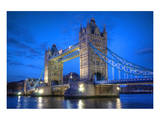 Tower Bridge In London Prints