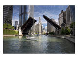 Wabash Avenue Bridge Chicago Posters