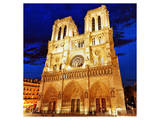 Notre Dame Cathedral Paris Art