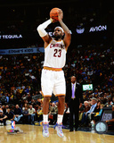 LeBron James 2014-15 Action Photo