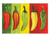 Mexicali Rojo Plakat af Parker Greenfield