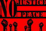 No Justice No Peace 9 Prints