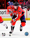 Nicklas Backstrom 2014-15 Action Photo