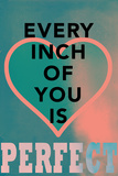 You Are Perfect 2 Wall Sign