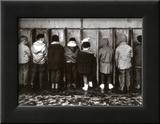 La paloma indiscreta Láminas por Robert Doisneau