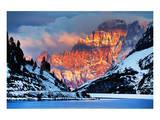 Monte Civetta Dolomites Italy Posters