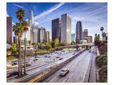 Los Angeles Downtown Cityscape Prints