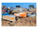 Peggy's Cove NovaScotia Canada Prints