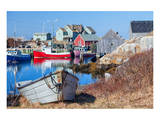 Peggy's Cove Nova Scotia Coast Art