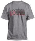 Iron Man - Iron Man Burnout T-shirts