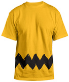 Peanuts - Charlie Brown Costume Tee T-shirts