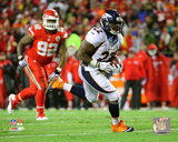 C.J. Anderson 2014 Action 2 Photo