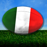 Italy Rugby Photographic Print by  koufax73