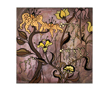Tigerlillies Photographic Print by Jennifer Steiner