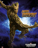 Guardians of the Galaxy - Groot Prints