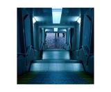 Machida Station Staircase, Kawasaki, Japan Photographic Print by Francesco Libassi
