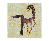 Scorpiano the Scorpion Photographic Print by Jennifer Steiner