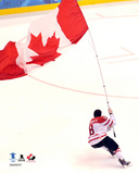 Drew Doughty Team Canada Men 2010 Winter Olympics Action Photo