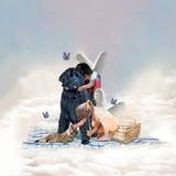 The Heaven Of Animals 写真プリント : ナンシー・ティルマン