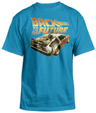 Back To The Future - BTF Delorean T-shirts