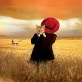 If You Were A Fox Fotografisk tryk af Nancy Tillman
