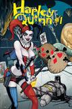 DC Comics Harley Quinn - Forever Evil Plakát