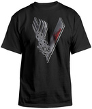 Vikings - Big V Tee Shirt