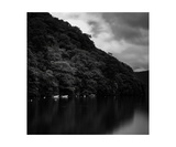 Ashinoko Lake, Hakone, Kanagawa Prefecture, Japan Photographic Print by Francesco Libassi