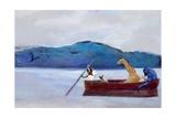 Animal Canoe Lámina fotográfica por Nancy Tillman