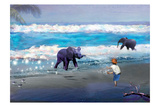 Elephant Joy Fotografisk tryk af Nancy Tillman