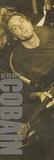 Kurt Cobain - Brown Kunstdrucke