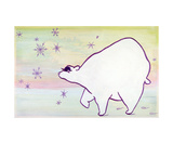 Pretty Polar Bear Photographic Print by Jennifer Steiner