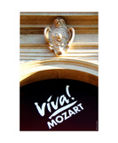 Viva Mozart Photographic Print by Erwann Morel
