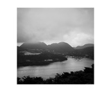 View From Ashinoko Skyline, Hakone, Japan Photographic Print by Francesco Libassi