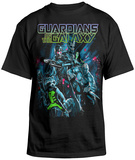 Guardians of the Galaxy - Epic Poster T-shirts