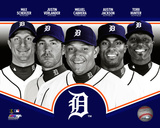 Detroit Tigers 2013 Team Composite Photo